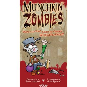 Munchkin Zombies. Matad a los vivos