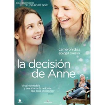 La decisión de Anne - DVD