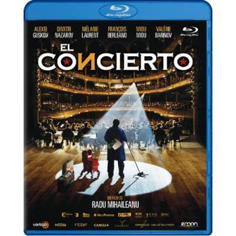 El concierto - Blu-Ray