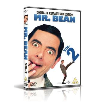 Mr. Bean (Volumen 2) (V.O.S.) - DVD