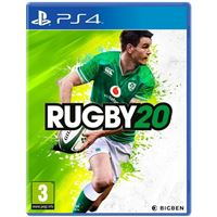 Rugby 20 PS4