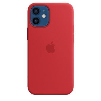 Funda de silicona con MagSafe Apple (PRODUCT)RED para iPhone 12 mini