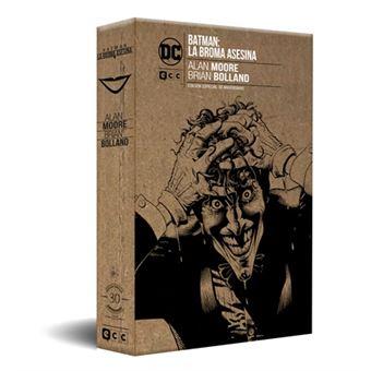 Batman: La broma asesina - Edición 30 aniversario Caja