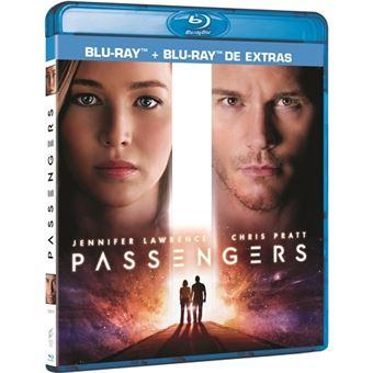 Passengers - Blu-Ray + Blu-Ray Extras