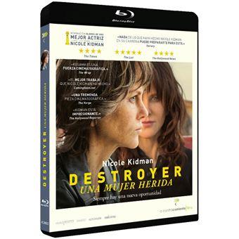 Destroyer. Una mujer herida - Blu-Ray