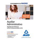 Aux administrativo madrid ofimatica