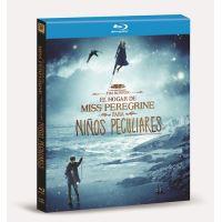 El hogar de Miss Peregrine para niños peculiares - Blu-Ray - Digibook