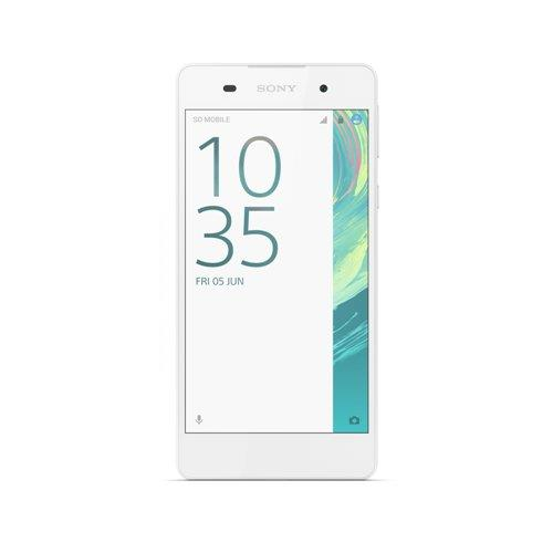 """Sony Xperia E5 5"""" 4G blanco"""
