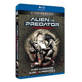 Alien vs. Predator 1-2 - Blu-Ray