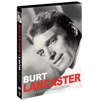 Pack Burt Lancaster + Libro - DVD