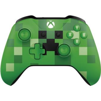 Mando Minecraft Creeper verde  Xbox One