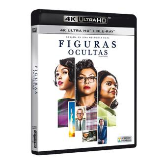 Figuras ocultas - UHD + Blu-Ray