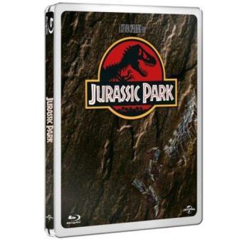 Parque Jurásico - Blu-Ray - Edicón metálica
