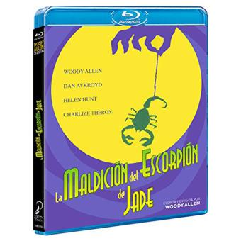 La maldición del escorpión de jade - Blu-Ray