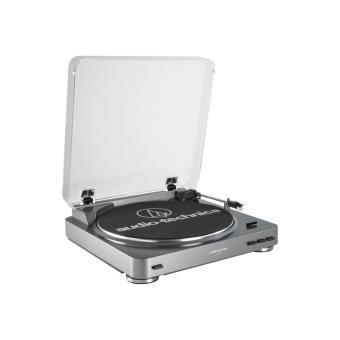 Tocadiscos Audio Technica AT-LP60-USB