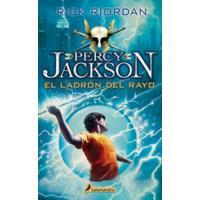 Percy Jackson 1 El  ladrón del rayo