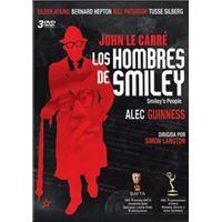 Los hombres de Smiley Serie Completa - DVD