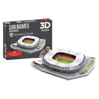 Puzzle estadio San Mamés 3D