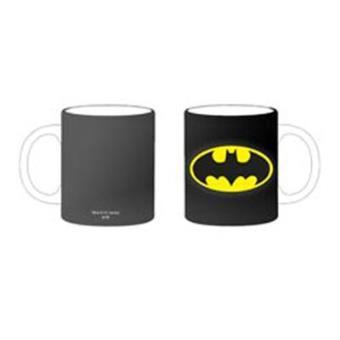 Taza Batman Logo Cerámica