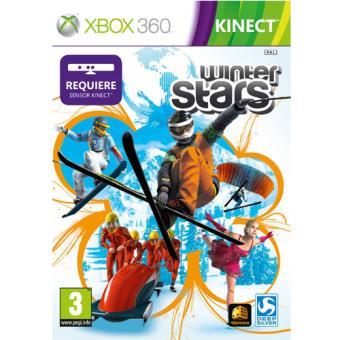 Winter Stars Kinect Xbox 360