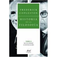 Historia de la filosofía 4: del utilitarismo al existencialismo