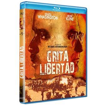 Grita Libertad - Blu-Ray