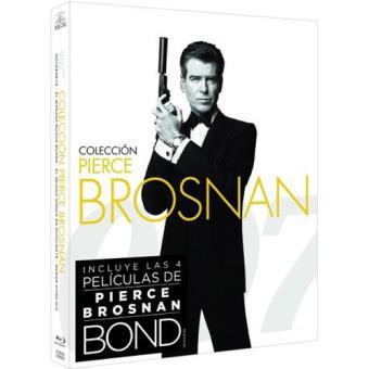 Bond. Pierce Brosnan Collection - Blu-Ray