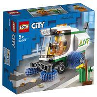 LEGO City Great Vehicles 60249 Barredora Urbana