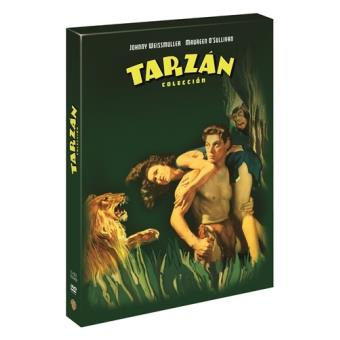 Pack Tarzán. Colección - DVD