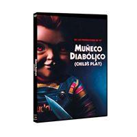 Muñeco diabólico - DVD