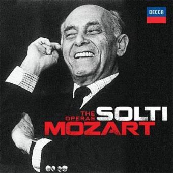 Óperas Mozart (Box Set)