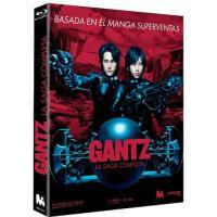Pack Gantz - Blu-Ray