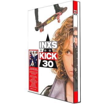 Kick 30 (Blu-Ray + 3 CD)