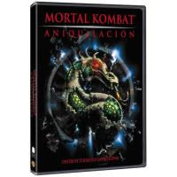 Mortal Kombat: Aniquilación - DVD