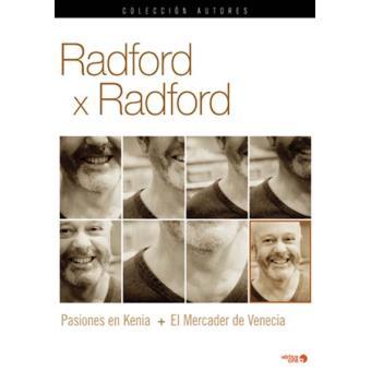 Pack Radford x Radford: Pasiones en Kenia + El mercader de Venecia - DVD
