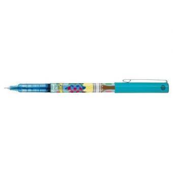 Bolígrafo Pilot Roller V-5 Mika azul