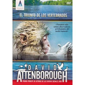 El triunfo de los vertebrados - DVD