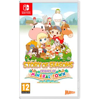 Story of Season: Friends of Mineral Town Nintendo Switch