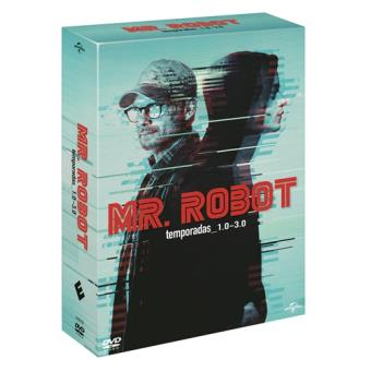 Mr. Robot - Temporada 1-3 -DVD