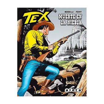 Tex. Muerte en la niebla