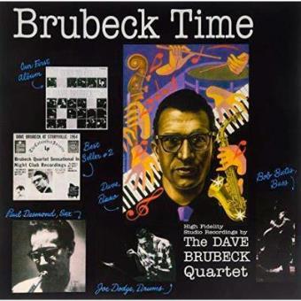 Brubeck Time (Edición vinilo)