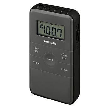 Radio Sangean Pocket 140 Negro