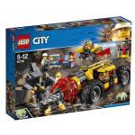 LEGO City - Perforadora pesada de la mina