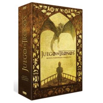 Juego de TronosJuego de tronos - Temporada 5 - DVD