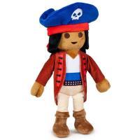 Peluche Playmobil Pirata 32cm