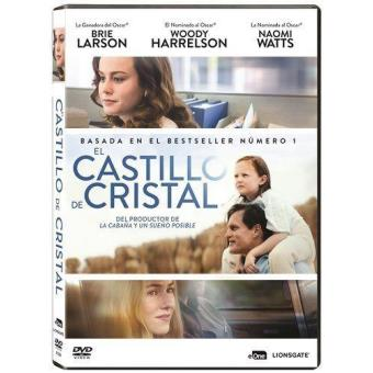 El castillo de cristal - DVD