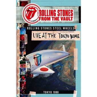 From the Vault: Live at the Tokyo Dome 1990 (DVD)