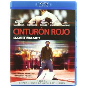 Cinturón Rojo - Blu-Ray