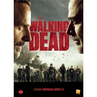The Walking Dead  Temporada 8 - Exclusiva Fnac - DVD