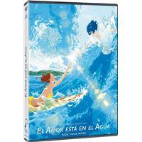 El amor está en el agua - DVD